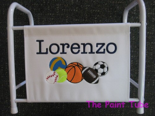 The paint tube custom baby gifts painted personalized items englewood nj 07631 negle Image collections
