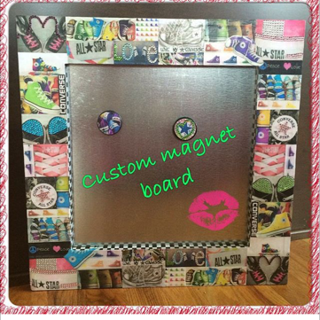 Magnetic and cork boards the paint tube custom baby gifts magnetic and cork boards the paint tube custom baby gifts painted personalized items negle Gallery